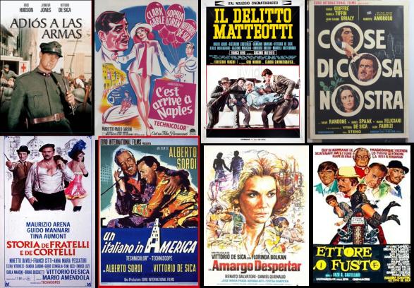 Afiches V. De Sica 4