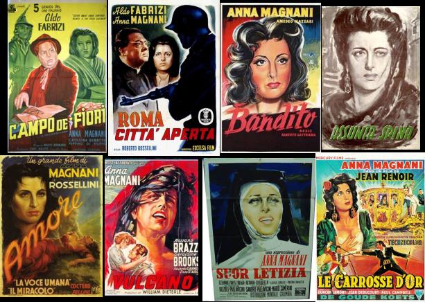 Anna Magnani afiches