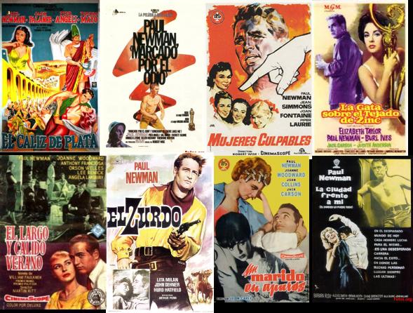 Paul Newman afiche 1