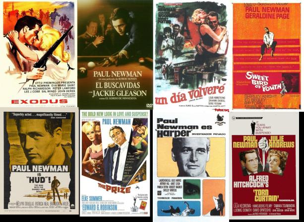 Paul Newman afiche 2