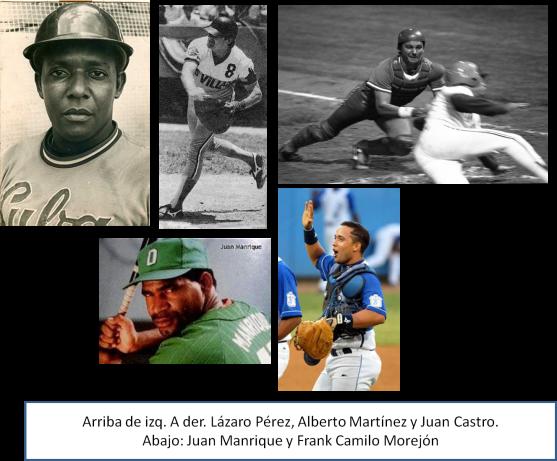 Receptores cubanos series nacionales