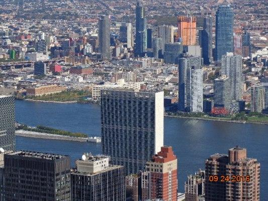 Vistas de NY desde Empire State 2