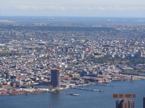 Vistas de NY desde Empire State