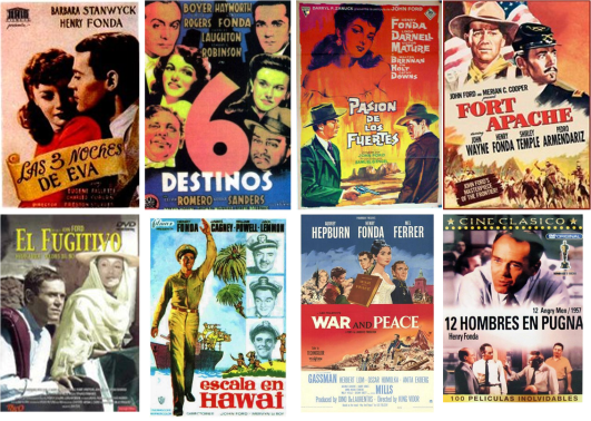 Henry Fonda afiches 1