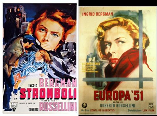 Ingrid Bergman afiche 2