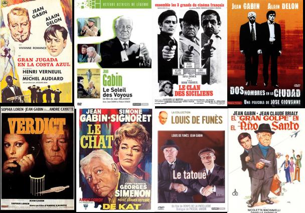 Jean Gabin Afiche 4