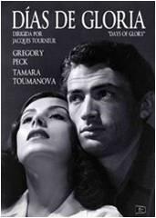 Afiche Días de Gloria (1944)