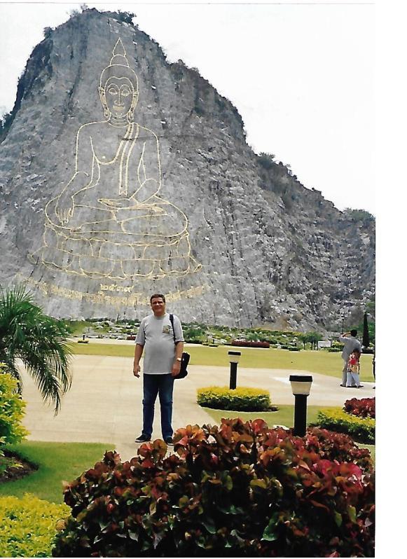 Buda Cheehan Montaña