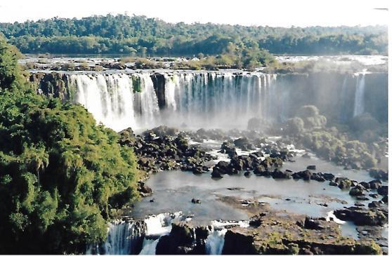 En Foz do Iguaçu