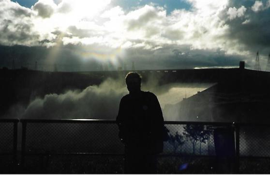 En Hidroeléctrica Itaipú