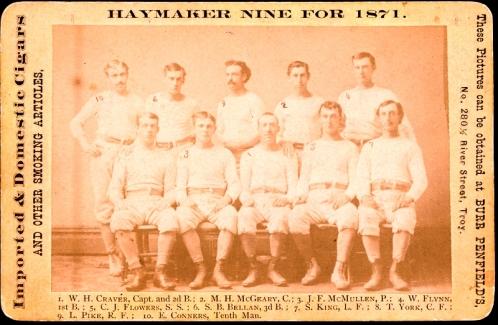 Haymakers de 1971