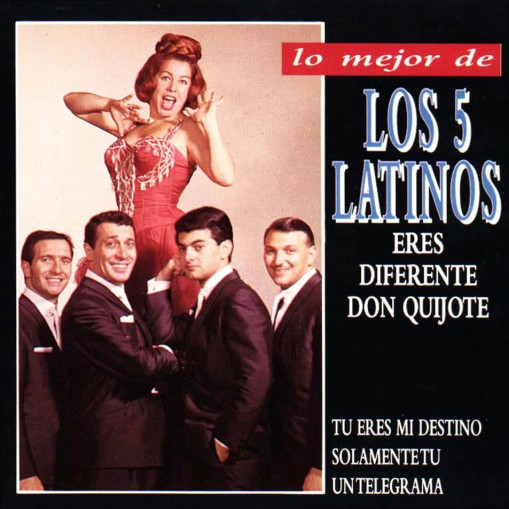 LOS CINCO LATINOS 1