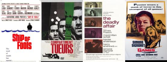 Afiches Simone Signoret 3
