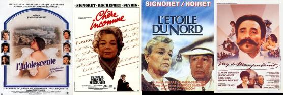 Afiches Simone Signoret 5