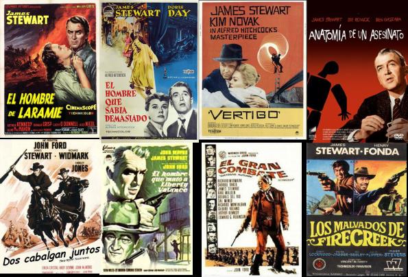 James Stewart III Afiches