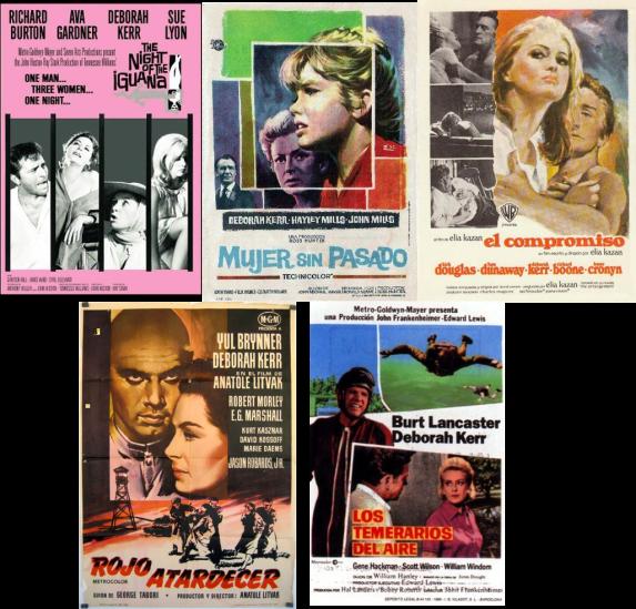Deborah Kerr afiches IV