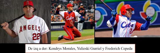 Espirituanos en MLB y Japón