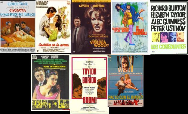 Richard Burton Afiches 2