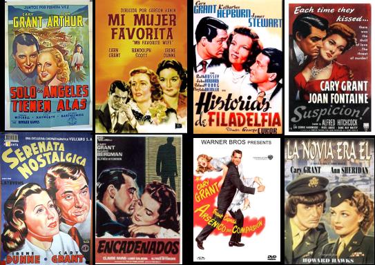 Afiche Cary Grant 2