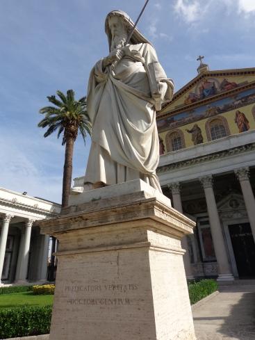 Estatua de San Pablo X