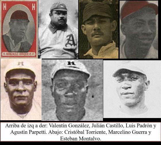 Primeros jonroneros cubanos