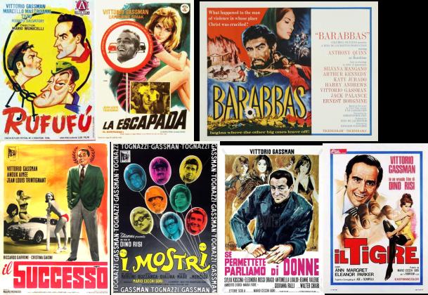 Vittorio Gassman afiches 2