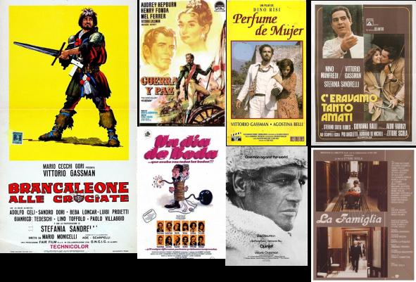 Vittorio Gassman afiches 3