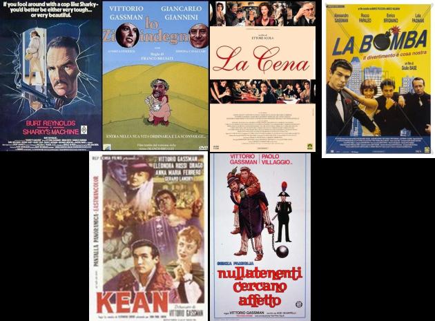 Vittorio Gassman afiches 4