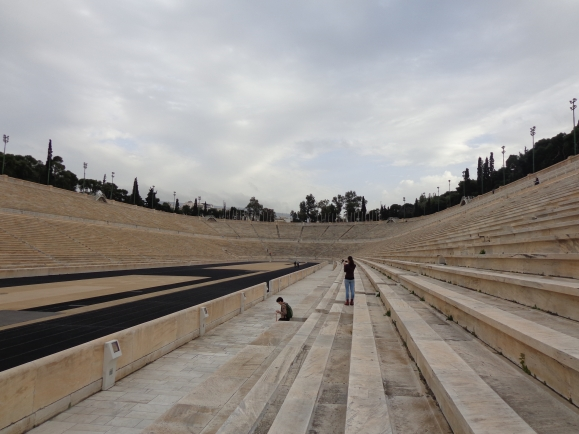 Estadio Olímpico Atenas 2