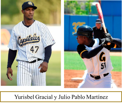 Gracial y Julio Pablo