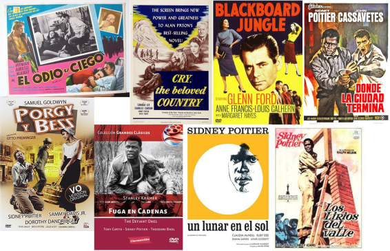 Sidney Poitier afiches