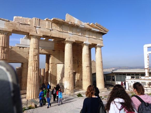 Templo Atenea Nike