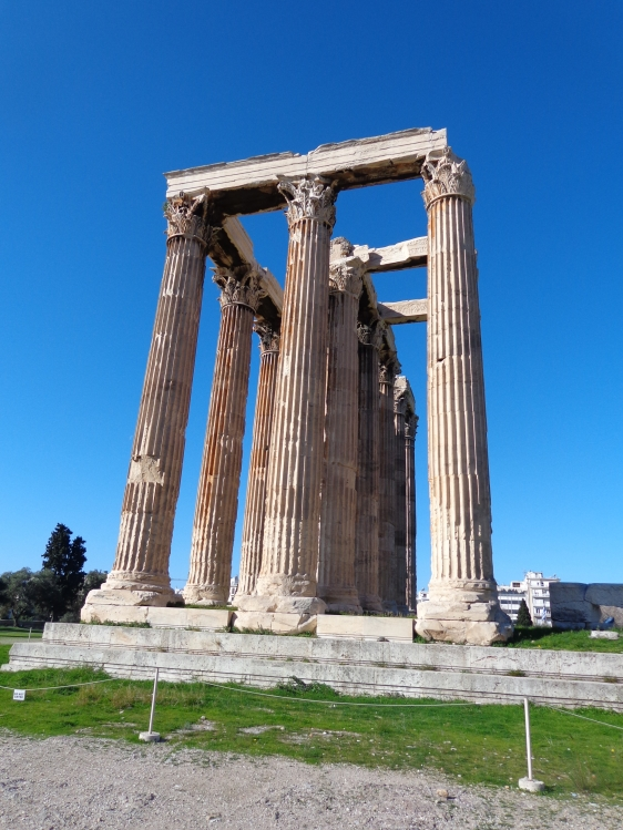 Templo Zeus Olímpico 4