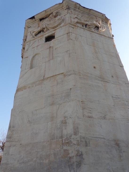 Torre de los vientos, Atenas