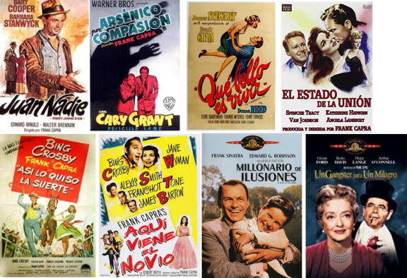 Frank Capra afiches 2