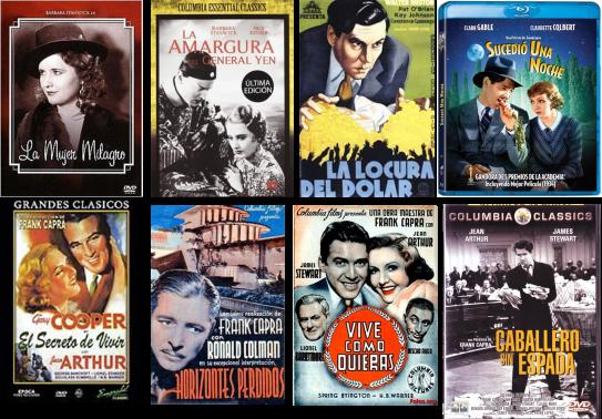 Frank Capra afiches