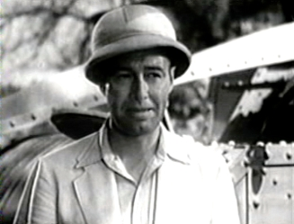 Norman Willis en el papel de Spider Webb en Tim Tyler's luck (1937)
