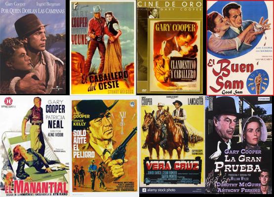 Gary Cooper afiche 3