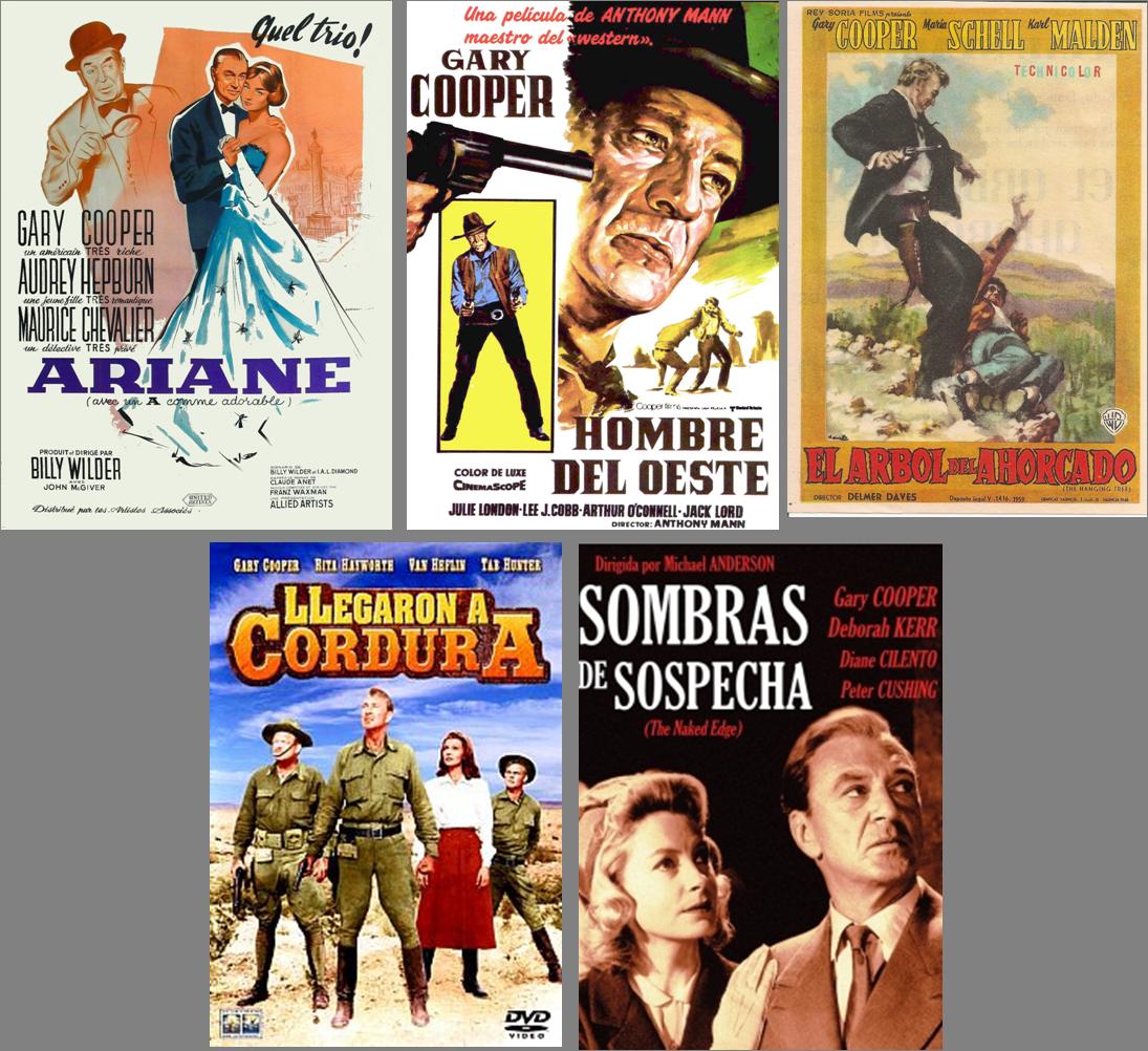 Gary Cooper afiche 4