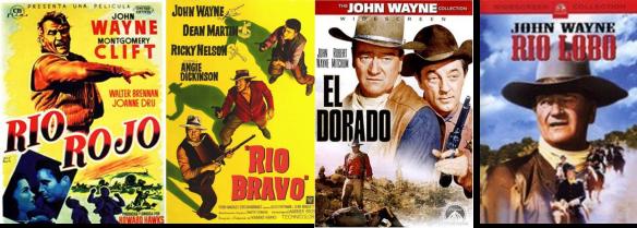 John Wayne afiches 2
