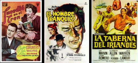 John Wayne afiches 5
