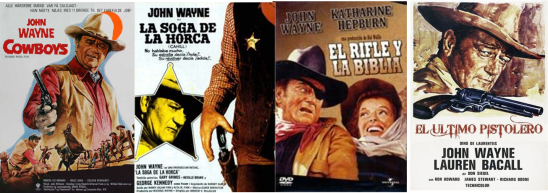 John Wayne afiches 6