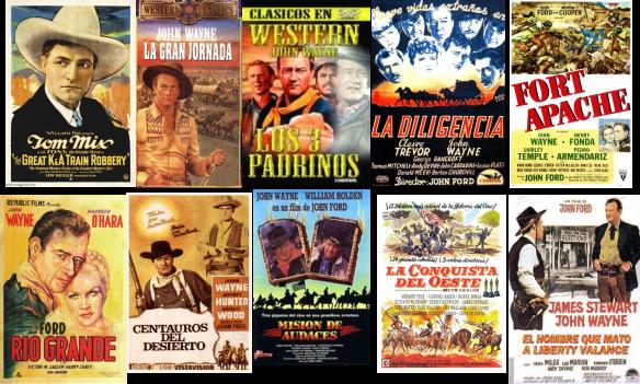 John Wayne afiches