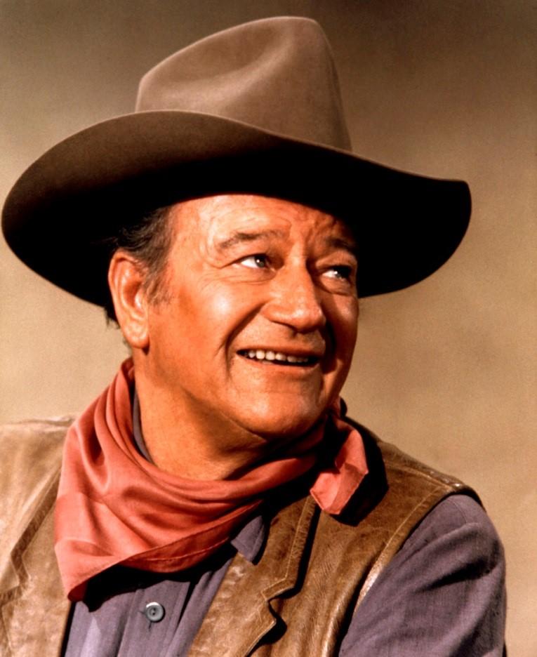 """John Wayne en """"Chisum (1970)"""""""