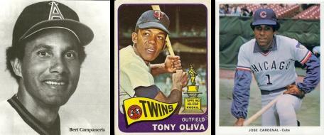 Max JDT cubanos en MLB