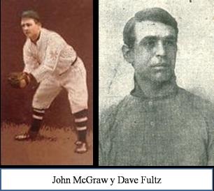 Robadores McGraw y Fultz