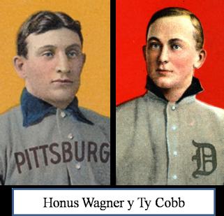 Robadores, Wagner y Cobb