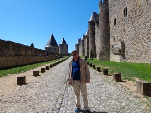 Yo en Carcassonne 2