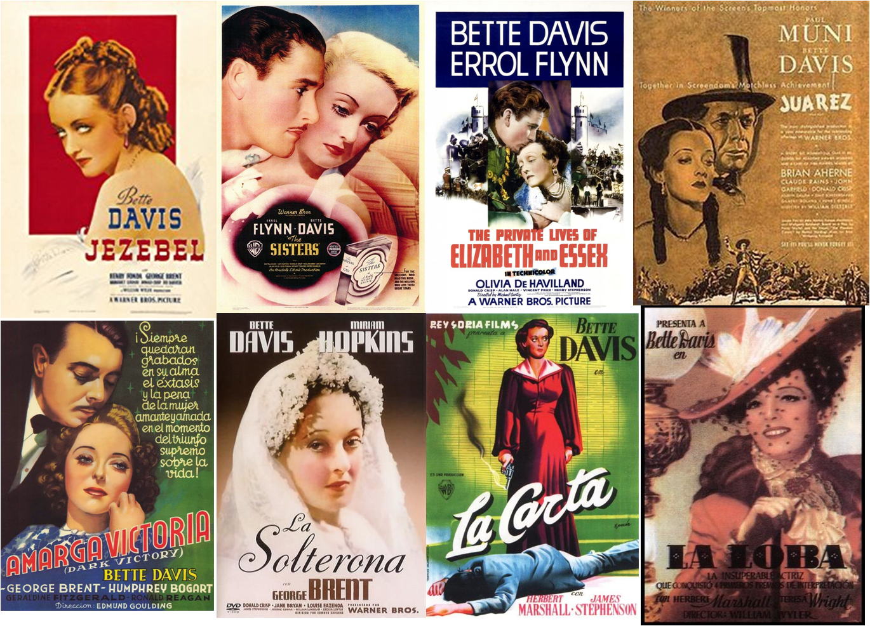 Bette Davis afiches 2