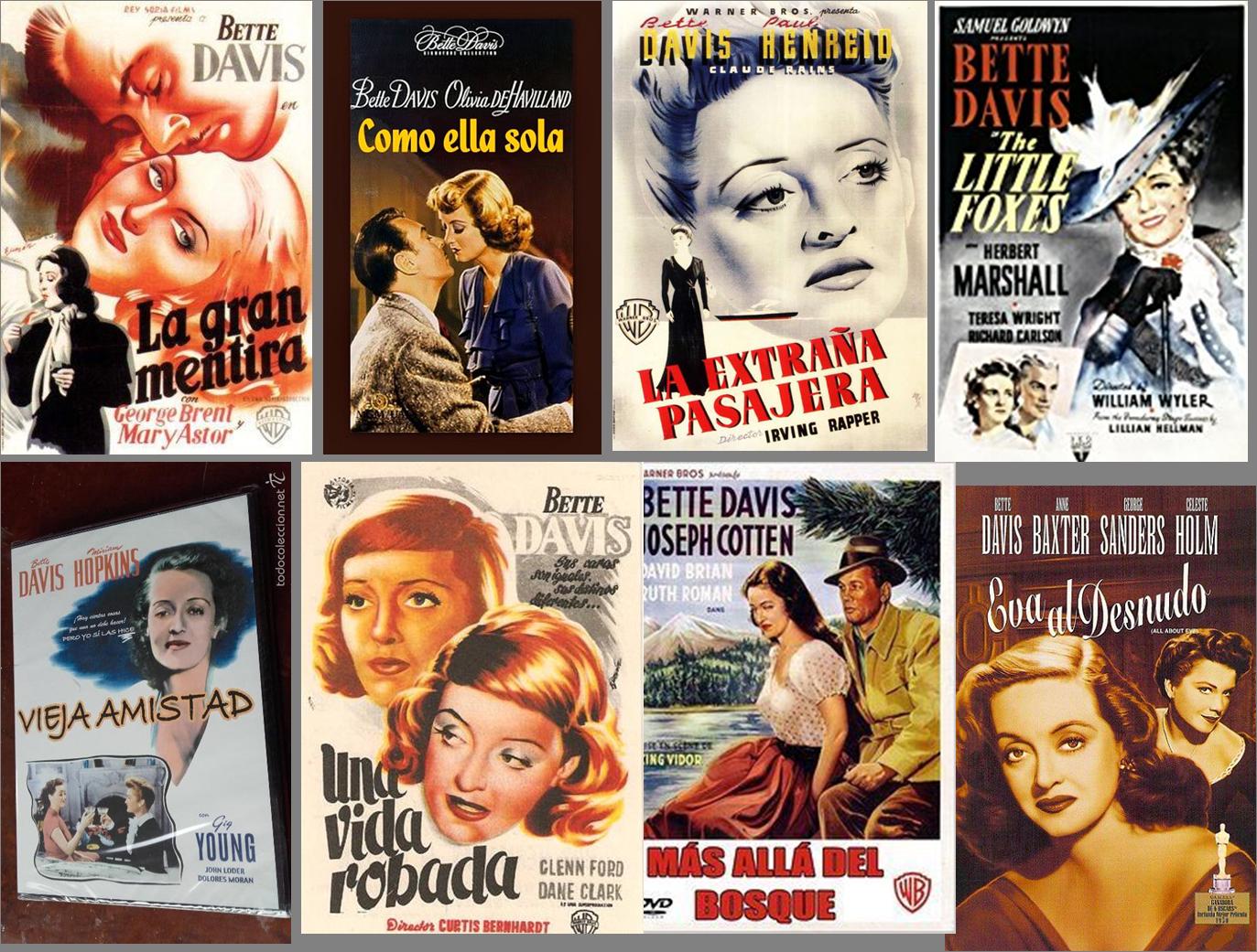 Bette Davis afiches 3